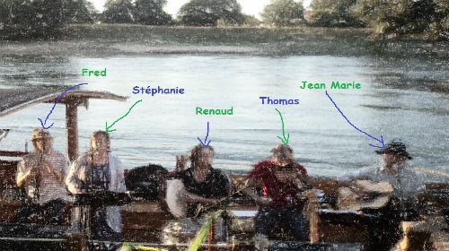 Aislinn sur scène... en Loire